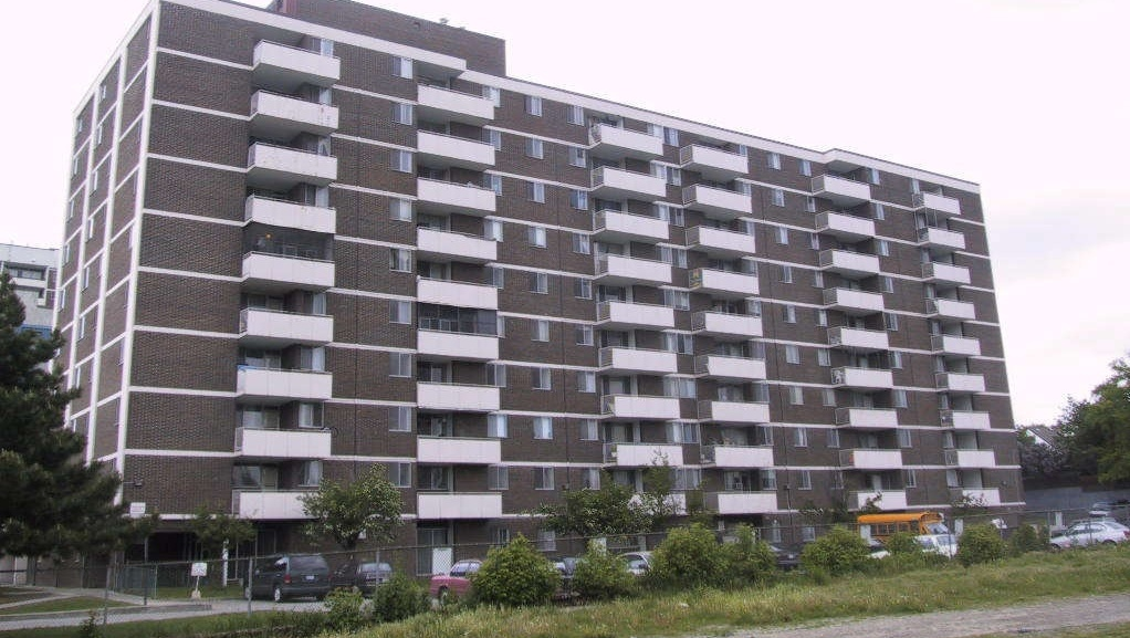 Apartment for rent at 570 Birchmount Road, Scarborough, ON.