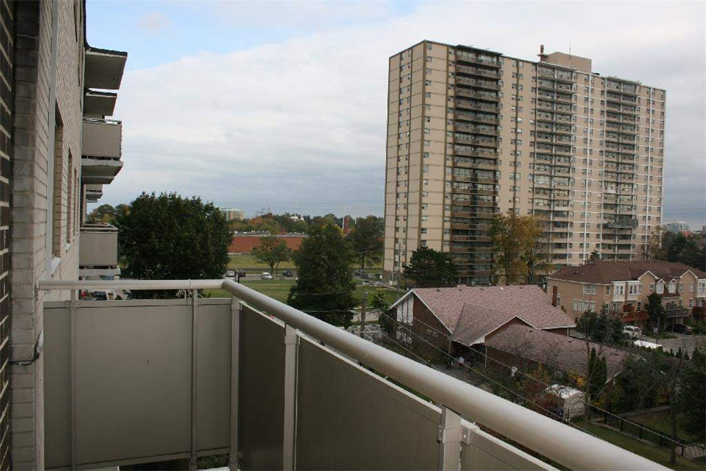 High-Rise-Apartment for rent at 4 Treewood Street, Scarborough, ON.