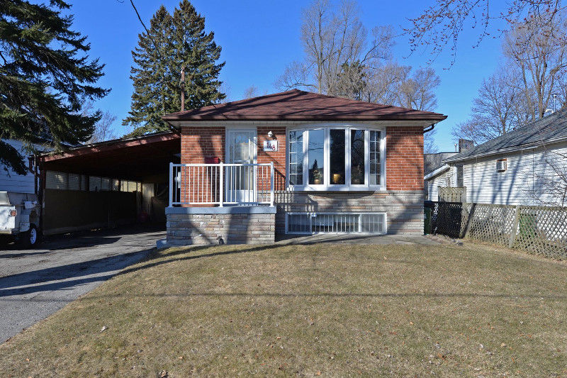 House for rent at 148 Kitchener Rd, Scarborough, ON.