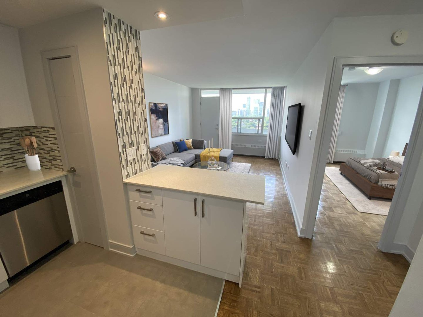 1 Bedroom Apartment Condo House For Rent In Toronto