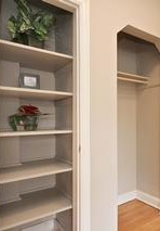 Apartment for rent at 377 Lafontaine Street, Vanier, ON. This is the walk in closet pantry.