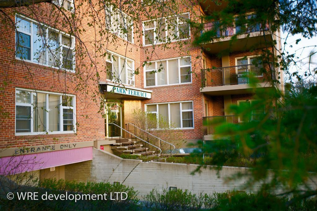 Apartment for rent at 2250 Portage Avenue, Winnipeg, MB. This is the outdoor building.