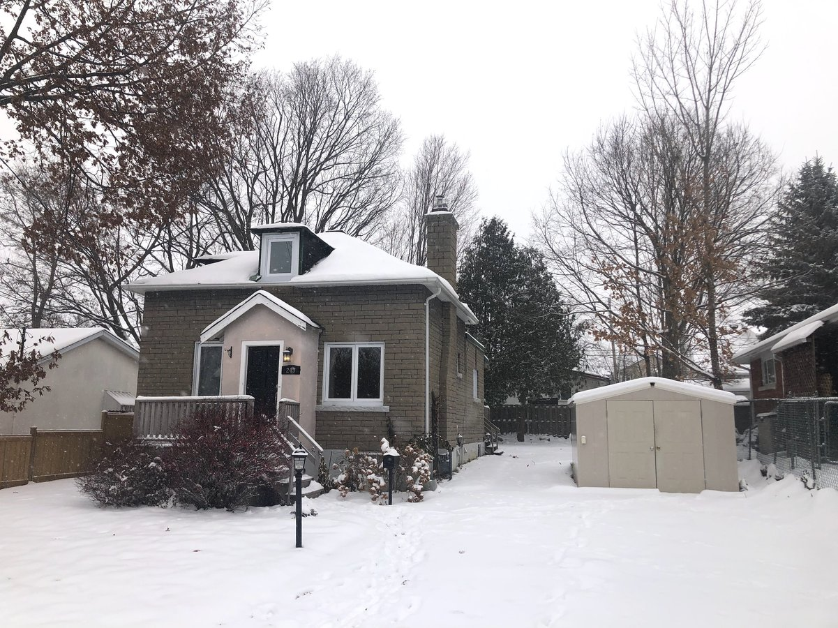 243 Woodland Avenue in Ottawa, ON